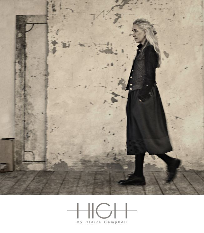 High by Claire Campbell - MA.GI.PI Fratelli Bruhin